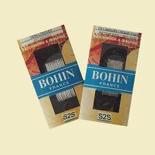 Bohin Quilting Between Needles - Regular and Big Eye