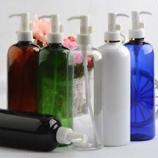 1pc 500ml Empty Plastic Spray Bottles for Water Lotion Shampoo Liquid Pump