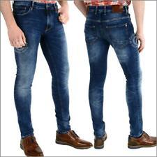 Jeans von Cup of Joe Denim, Patrick Super Slim, cobalt blue ORIG. & NEU