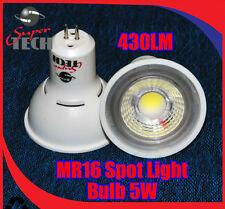 5W, 240V Eipstar Taiwan MR16 COB LED LAMP COOL WHITE SPOT LIGHT, 430Lm, 80RA, UK