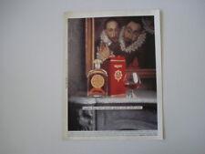 advertising Pubblicità 1983 BRANDY LEPANTO