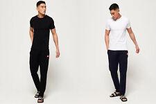 Superdry Mens Sd Laundry Organic Cotton T-Shirt Triple Pack