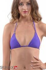Skinsix BWO 180 Bikini-Top matt purple Neckholder Gr. S, M, L