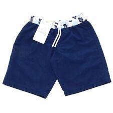 9678G boxer mare bimbo blu SOTTOCOPERTA costume swimwear beachwear shorts kids