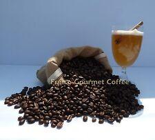 Condimentado Rum Granos de café con SABOR 100% Arábica or Molido NEW