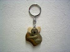 """Schlüsselanhänger """"Koala"""" (Holz) / Keychain """"Koala"""" (Wood)"""