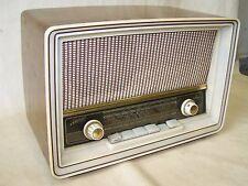 Vecchio Siemens Radio, Tubi Radio, Eccellente B7