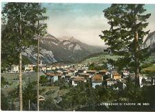 LORENZAGO DI CADORE m.880 (BELLUNO) 1957