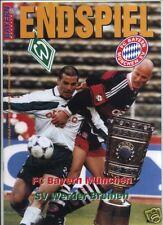DFB-Pokalendspiel 1999 Bremen - Bayern, Bayern-Magazin