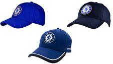 Chelsea FC Baseball Cap Blue Royal Blue Mens Womens Teens Official Merchandise