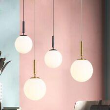 Glass Pendant Light Kitchen Modern Ceiling Light Gold Pendant Lighting Bar Lamp