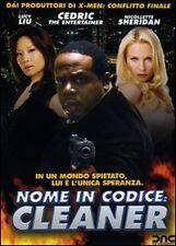 Dvd **NOME IN CODICE CLEANER** con Lucy Liu nuovo sigillato 2007