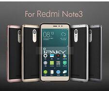 Cover custodia bumper per Xiaomi Redmi Note 3 Silicone Tpu Originale Ipaky
