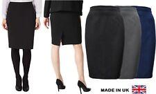 femmes bureau DROIT Slim jupe crayon filles Jupe école Midi bureau fete