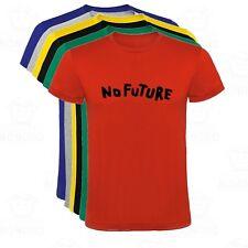 Camiseta Dark No Future Netflix hombre tallas y colores