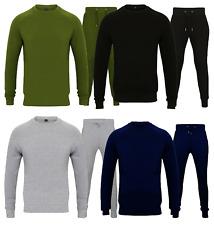 Herren Contrast Dlx Project Turnanzug Sweatshirt /& Joggen Trainingshose Satz