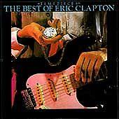Eric Clapton - Timepieces, The Best Of Eric Clapton - CD Album (1982)