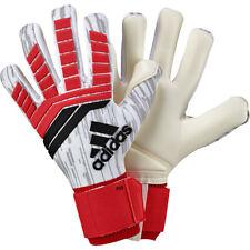 adidas Predator 18 Pro Torwarthandschuhe weiß / rot  [CF1352]