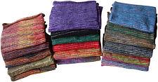 Commerce Équitable népalais en coton extensible Boho Hippy Magic Hair Band Head Wrap Cravate Chapeau