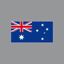Aufkleber 6,5cm Sticker AUS AU Australien Flagge Fahne Fußball Fan EM WM Deko