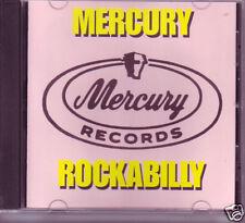V.A. - MERCURY RECORDS - MERCURY ROCKABILLY Vol. 2 - CD