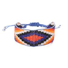 Tribal Miyuki Bead Bracelet Japanese Handmade Bohemian Festival Friendship