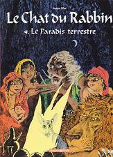 Le Chat du Rabbin 4. Paradis terrestre. SFAR 2005
