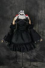 a-225 Gr. M vorrätig Vocaloid Hatsune Miku Cosplay Kostüm costume Kleid dress