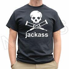Jackass Funny Men's Ladies Kid T-Shirt Vest S-XXL