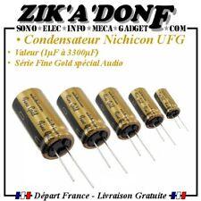 1,5µF 400V DC axial Lead électrolytiques condensateurs Audio tubulaire5Pcs