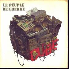 LE PEUPLE DE L'HERBE Cube RARE ADV CD IN CARDSLEEVE