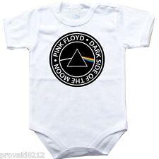 Baby bodysuit Pink Floyd 6, ROCK band, heavy metal One Piece jersey