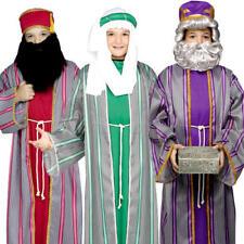 3 Wise Men Kids Fancy Dress Christmas Nativity Play Xmas Boys Childrens Costumes