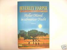 BEVERLEY HARPER HELLER MOND IN SCHWARZER NACHT