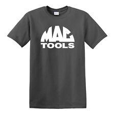 Mac Tools T-SHIRT - Mechanics Automotive Parts Racing Garage