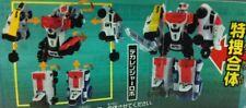 Gashapon Dekaranger Megazord Power Ranger Bandai Figure