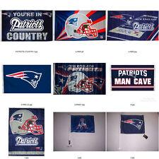 New England Patriots NFL licensed flag USA seller