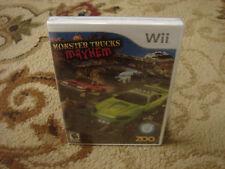 Monster Trucks Mayhem  (Wii, 2009)