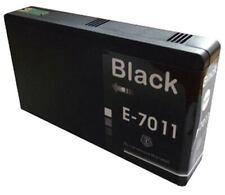 BLACK compatibile (non-EPSON CARTUCCIA di inchiostro della stampante) per sostituire T7011 PIRAMIDE inchiostro