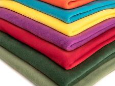 Polar Fleece Stoff 200 g/m²  in 49 Farben 3 € für 1 Meter(AA220)