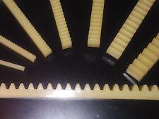 Zahnstangen Modul 0,5 - 3,0 wählbar - Kunststoff Polyketon - Zahnstange Hochfest