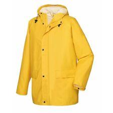 TEXXOR Regenjacke gelb Angeljacke Überjacke Arbeitsjacke Fahrradjacke Angelsport Jacken & Mäntel