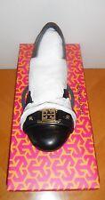 Tory Burch Ambrose Ballet Flat BLACK 001 Ballerina BRAND NEW BOX FRESH PAIR