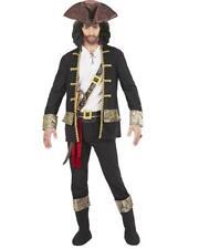 Costume Carnevale Uomo Capitano dei Pirati PS 26264