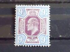 UK stamp #136 mint OG HR XF