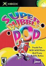 Super Bubble Pop (Microsoft Xbox, 2002) used