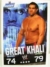 Slam attax evolution #089 the Great Khali