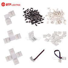 Accesorios para conectores de tiras LED Extensiones de distribuidores