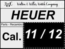 1 pc HEUER 11/12 original parts vintage GENUINE manual movement New NOS 3WC