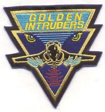 """VA-128 A-6 INTRUDER """"GOLDEN INTRUDERS"""" patch"""
